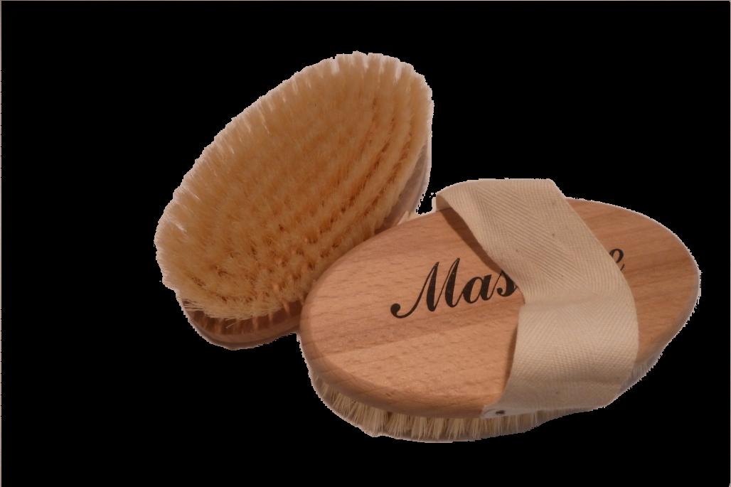 Massagebürste weich
