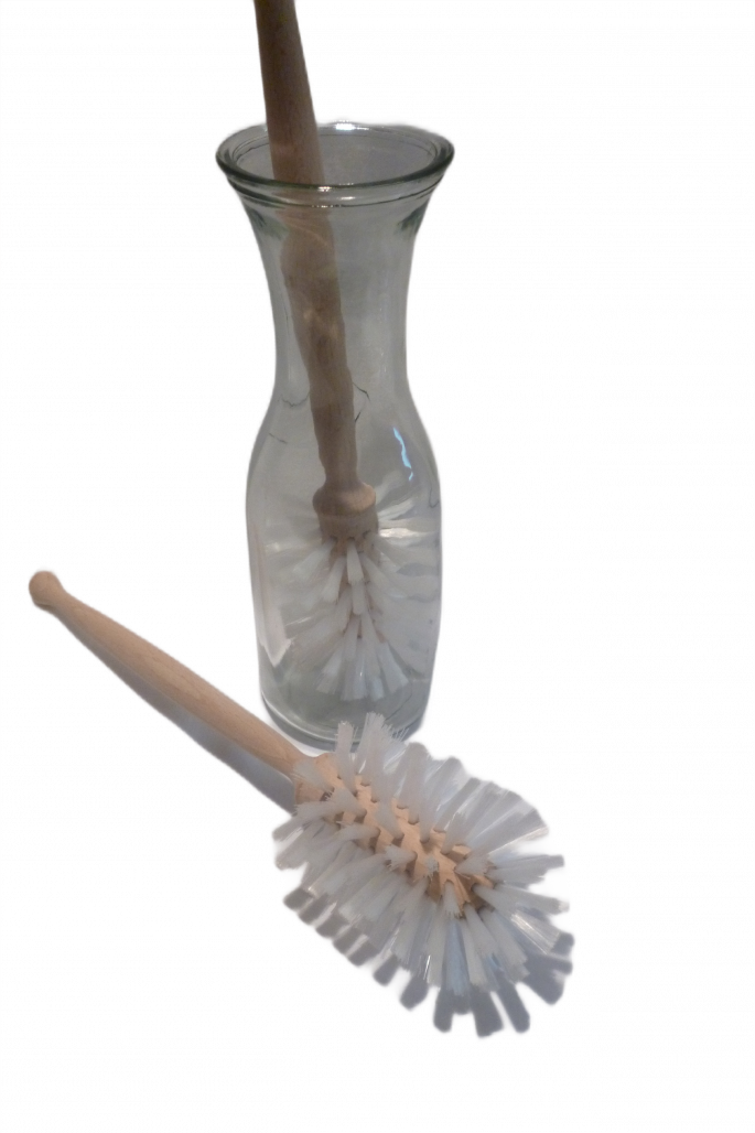 Gläserbürste groß Nylon