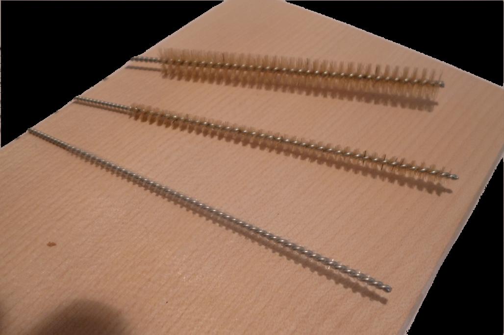 Schlauchwischer Nylon 50 cm, Durchmesser 3 mm
