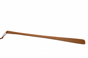 Schuhlöffel ca. 62cm aus Buchenholz