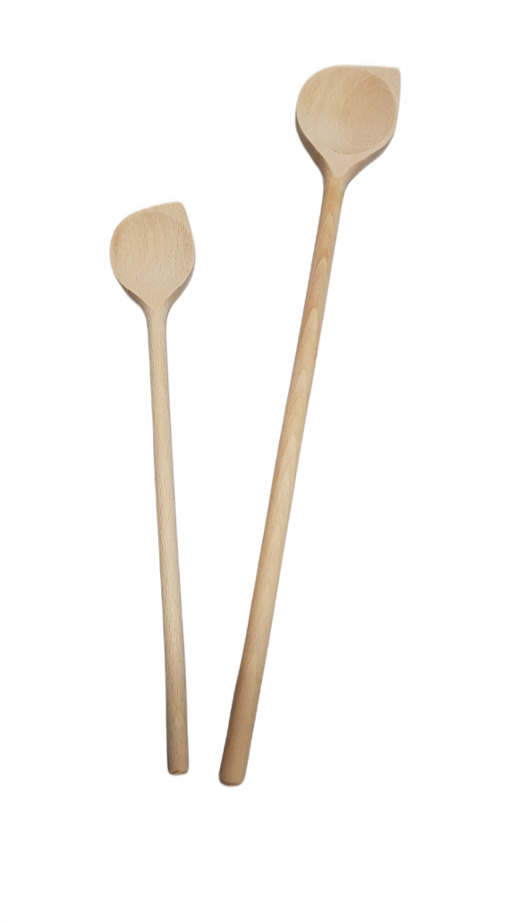 Kochlöffel  spitz  ca. 40 cm Holz