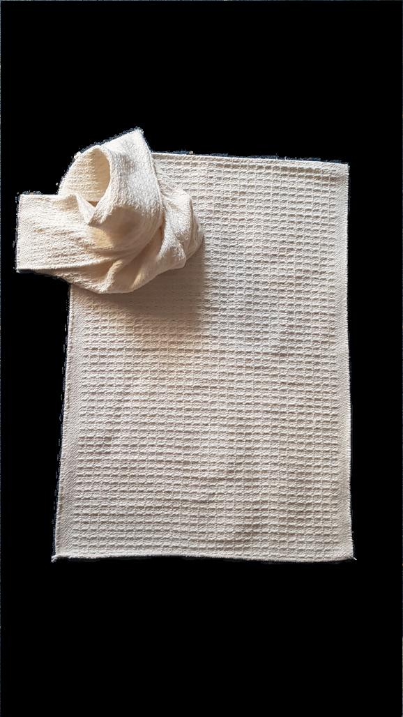 Putzlumpen  50 x 70 cm cm Baumwolle Waffel